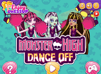 Dansatoarele Monster High