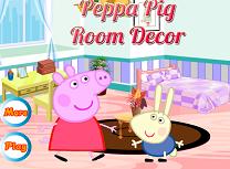 Decoreaza Camera lui Peppa