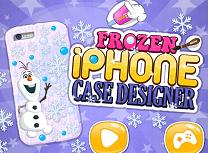 Decoreaza Husa de Iphone Frozen
