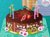 Decoreaza Tortul de Petrecere