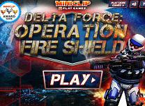 Delta Force Operatiunea Scutul de Foc