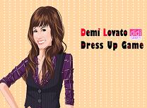 Demi Lovato de Imbracat