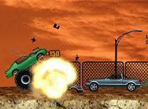 Demolatorul Monster Truck