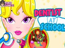 Dentist la Scoala