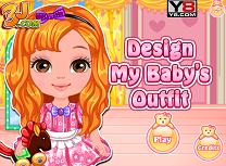 Design de Haine Pentru Bebelusi
