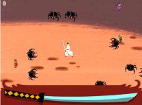 Jocuri cu Samurai Jack