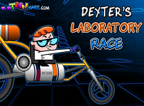 Dexter Cursa in Laborator