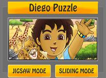 Diego - Puzzle