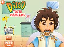 Diego Probleme la Dinti
