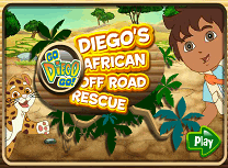 Diego in Africa