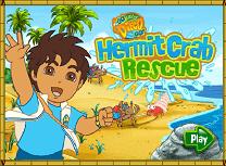 Diego si Salvarea Crabilor