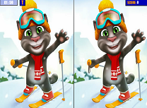 Diferente cu Talking Tom