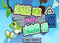 Dinozaurul Isi Salveaza Oul
