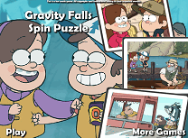 Dipper si Mabel Puzzle
