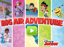 Disney Junior Aventura in Aer