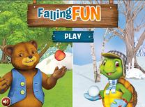 Distractie cu Franklin si Ursul