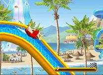 Distractie la Aqua Park