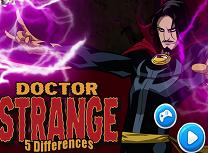 Doctor Strange Diferente