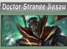 Doctor Strange de Facut Puzzle
