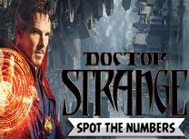Doctor Strange si Numerele Ascunse