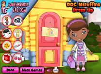 Doctorita Plusica Dress-up