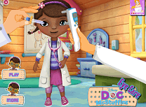 Doctorita Plusica la Oftamolog