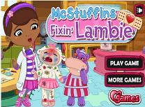 Doctorita Plusica si Lambie