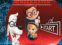 Domnul Peabody si Sherman de Memorie