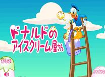Donald Duck si Inghetata