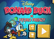 Donald Duck si Racoritoarele