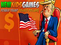 Donald Trump Aduna Dolarii