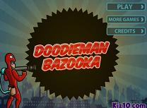 Doodieman cu Bazooka