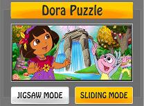 Dora - Puzzle