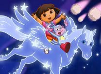 Dora Aventura cu Pegasus