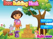 Dora Construieste Turnuri