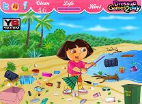 Dora Curata Plaja