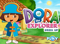 Dora Exploratoarea de Imbracat