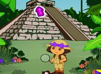 Dora Exploreaza Templul Mayas