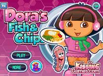 Dora Gateste Peste cu Cartofi