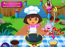 Dora Gateste Tort