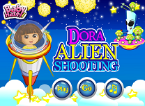 Dora Impusca Extraterestrii