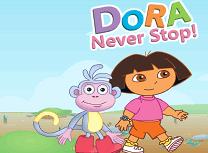 Dora Nu Se Opreste Niciodata