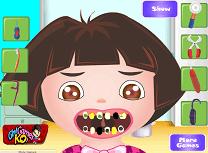 Dora Operatie la Dinti