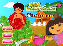 Dora Planteaza un Print
