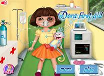 Dora Primul Ajutor