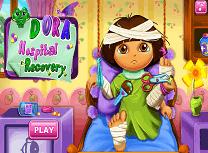 Dora Recuperare in Spital