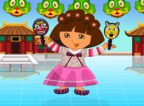 Dora in China