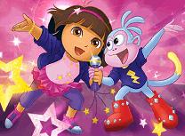 Dora in Concert Rock