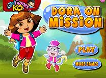 Dora in Misiune