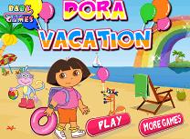Dora in Vacanta